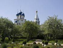 Moscow, Kolomenskoye church Royalty Free Stock Photography