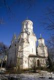 Moscow kolomenskoye reserve   church   beheading  john  baptist Stock Photos