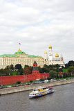 Moscow Kremlin. The Big Kremlin Palace. Stock Images