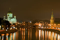 Moscow. Kremlin stock photo