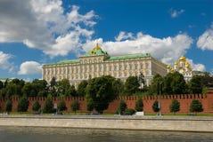 Moscow. Kremlin Royalty Free Stock Photo