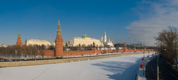 Moscow. Kremlin Stock Images