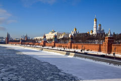 Moscow. Kremlin Royalty Free Stock Photography