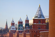 Moscow. Kremlin Stock Photography