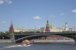 Moscow, Kremlin Royalty Free Stock Photo