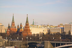 Moscow. Kremlin Royalty Free Stock Photos