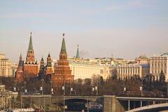 Moscow. Kremlin royalty free stock photos