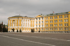 Moscow Kremlin Royalty Free Stock Image