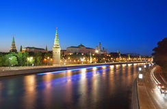Moscow Kremlin. Royalty Free Stock Photo