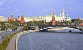 Moscow kremlin Stock Image