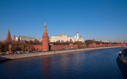 Moscow Kremlin. Stock Photography