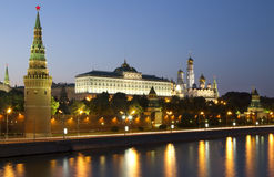 Moscow Kremlin Royalty Free Stock Photos