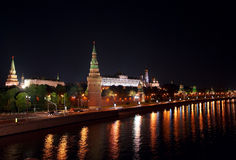 Moscow Kremlin. Royalty Free Stock Photos