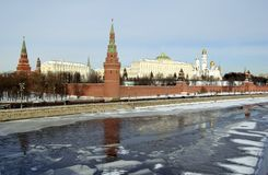 The Moscow Kremlin Stock Images