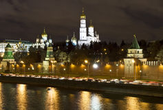 Moscow, Kremlin Stock Photo