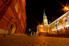 Moscow Kremlin Stock Image