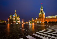 Moscow Kremlin. Kremlin (Cremlin) in Moscow with towers, palace, cathedral, wall of stones, Moscow river, embankment and bridge Royalty Free Stock Photography