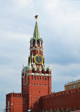 The Moscow Kremlin Royalty Free Stock Photography