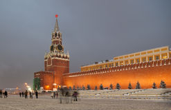Moscow Kremlin Royalty Free Stock Photography
