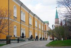 Moscow Kremlin Arkivbild
