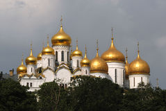 Moscow Kremlin royalty free stock images