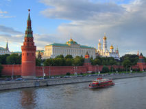 Moscow, Kremlin Stock Photography