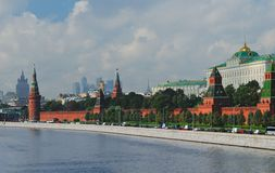 Moscow Kremlin. Stock Images