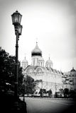 Moscow Kremlin. Archangels church. UNESCO World Heritage Site. Stock Images