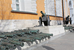 Moscow Kremlin, the Arsenal Stock Image