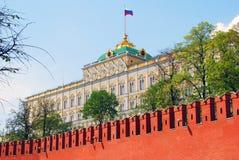 Moscow Kremlin. The Big Kremlin Palace. Royalty Free Stock Images