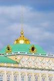 Moscow Kremlin. The Big Kremlin Palace. Royalty Free Stock Photo