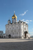 Moscow Kremlin The Cathedral of the Archangel Stock Images