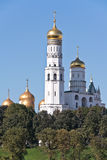 Moscow. Kremlin. Cityscape Royalty Free Stock Photos