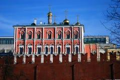 Moscow Kremlin. Color photo. Stock Photo