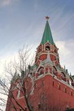 Moscow Kremlin. Color photo. Stock Images
