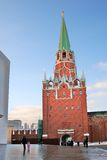 Moscow Kremlin. Color photo. Stock Photo