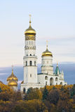 Moscow Kremlin at dawn Royalty Free Stock Image