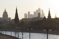 Moscow The Kremlin Stock Photo