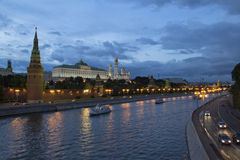 Moscow The Kremlin Royalty Free Stock Images