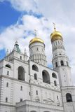Moscow Kremlin, Ivan the Great Bell-Tower Stock Photography