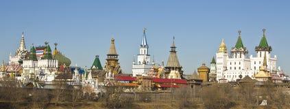 Moscow, Kremlin in Izmaylovo Royalty Free Stock Photo