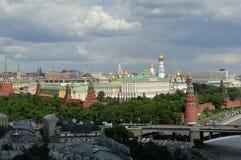 Moscow Kremlin. 2005 june Moscow Kremlin The Grand Kremlin Palace Royalty Free Stock Photography