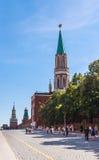 Moscow Kremlin. Kremlin travel Royalty Free Stock Image