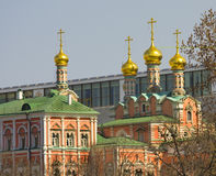 Moscow, Kremlin Royalty Free Stock Image