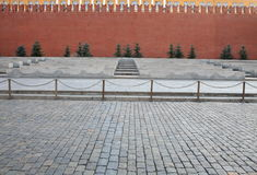 Moscow kremlin red square Royalty Free Stock Image