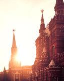 Moscow, Kremlin Royalty Free Stock Image