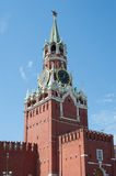 Moscow Kremlin, Red Square Royalty Free Stock Images