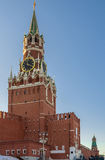 The Moscow Kremlin Red Square view. Moscow. Russia Royalty Free Stock Photo