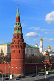 The Moscow Kremlin. Russia. Stock Photos