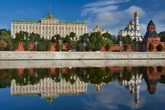 Moscow Kremlin, Russia Royalty Free Stock Photos